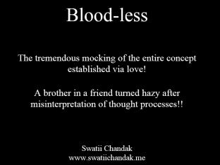 Blood - less